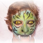 2011 COOL FACES MONSTER FACE PAINTING MOOLOOLABA