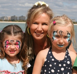 LAUREN from cool faces face painting sunshine coast and brisbane