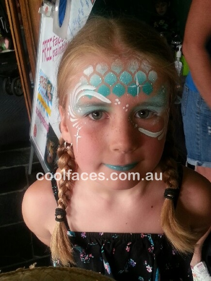 Face Painting Sunshine Coast