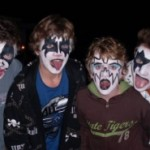 face painting kiss designs cooroy