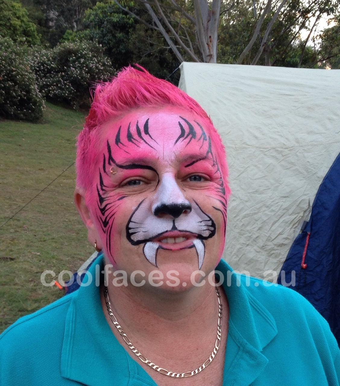 Face Painter Brisbane