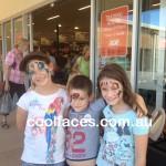 hire a face painter for your event Brisbane, Sunshine Coast