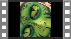 Post image for Quick video edit of snake face painting this week on the Sunshine Coast